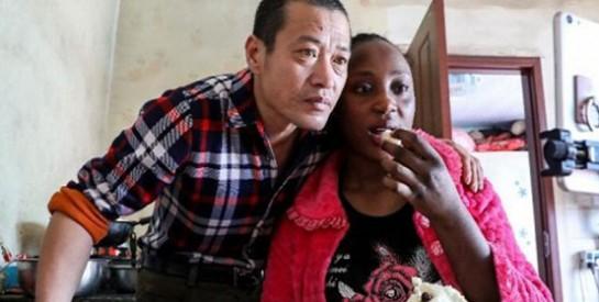 Mariage mixte: une camerounaise et son époux font sensation sur la toile
