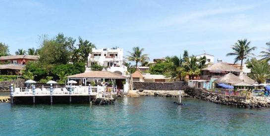 Découverte : L`île de Ngor, un ilot de tranquillité à 3 minutes de Dakar