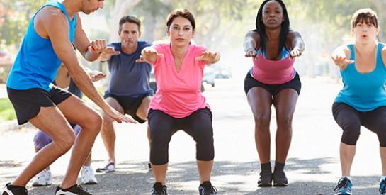 L'effet bénéfique des squats sur votre corps