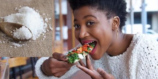 Quelques trucs pour réduire votre consommation de sel