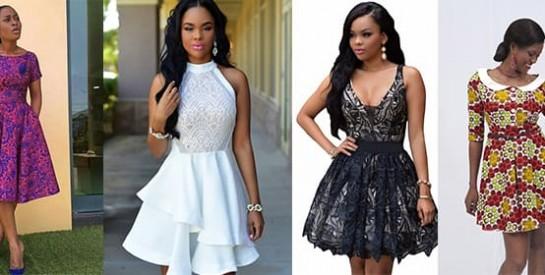 Quelle robe courte pour aller un mariage?