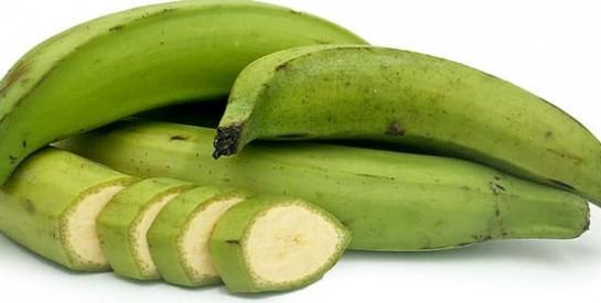 La banane verte: ces bonnes raisons d`en consommer