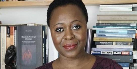 Olivette Otele, première femme noire professeure d`histoire au Royaume-Uni