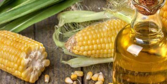 L`huile de maïs pour adoucir les cheveux