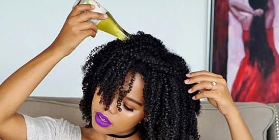 L`huile d'olive: 2 utilisations pour des cheveux sains