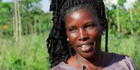 Odette Bayala : elle se distingue dans la pisciculture en Côte d`Ivoire