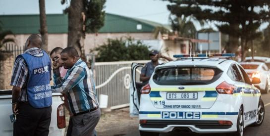 Afrique du Sud: un policier tue sa femme et son beau-frère en plein tribunal pendant sa procédure de divorce