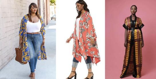 Un kimono, une pièce forte pour créer un style original et personnel