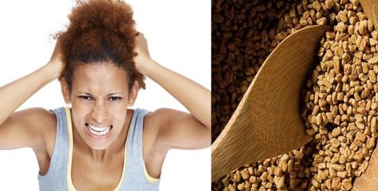 Les graines de fenugrec pour traiter les pellicules: voici une recette naturelle