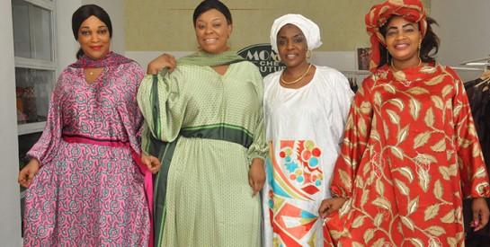Mode : la stylisteMomo Che, habilleuse officielle des Awoulaba
