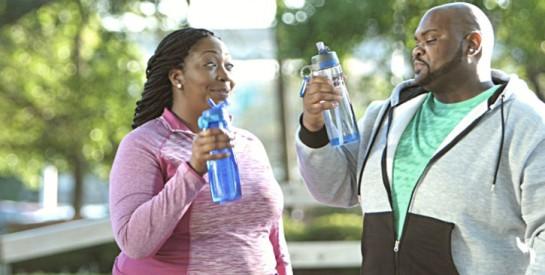 Que boire après le sport pour maigrir ?