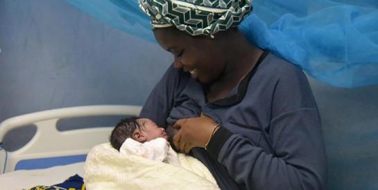 Bébés du jour de l'An: près de 3128enfants nés en Côte d'Ivoire le 1erjanvier2019