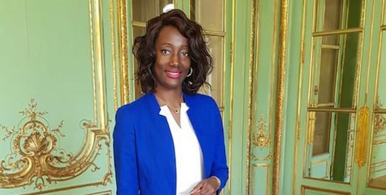 Banque : Laeticia Balou, consultante à Paris et formée en Afrique