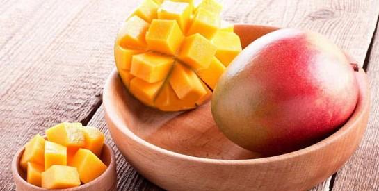 Riche en fer, la mangue est efficace contre l'anémie