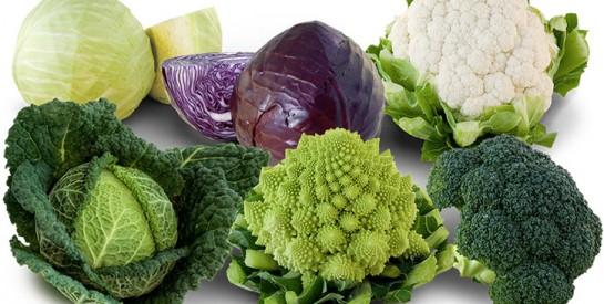 Les choux: des légumes hypervitaminés