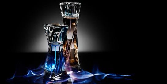 Le parfum apporte de l'assurance et marque notre présence