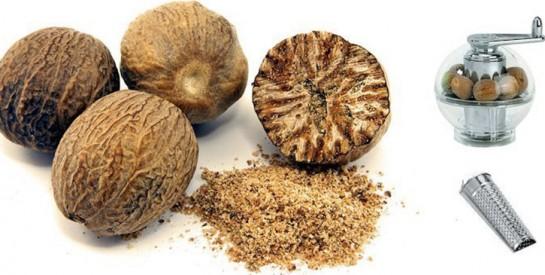 La noix de muscade: une épice aux multiples