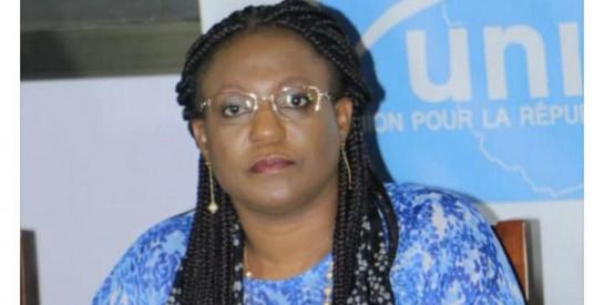 Togo:  Yawa Djigbodi Tségan, 1ère femme à la tête de l`Assemblée Nationale