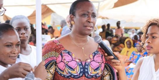 Chantal Fanny: l`émancipation de la femme africaine passe par l`école