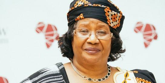 L'ex-présidente malawite Banda candidate à la présidentielle