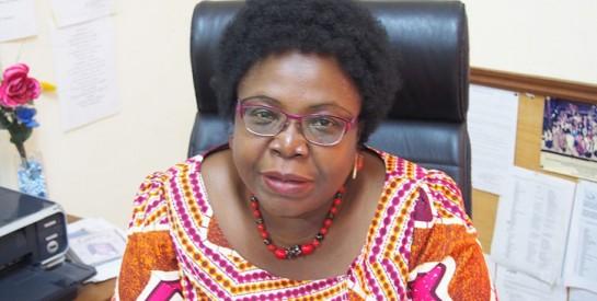 Brigitte Adjamagbo Johnson : la femme qui ose se mêler de la politique n'est pas une femme exemplaire, selon certains préjugés