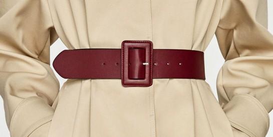 La ceinture XXL: l`accessoire indispensable