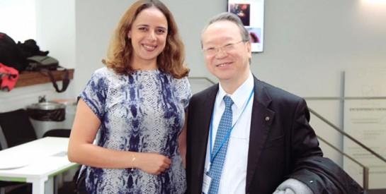 Leila Basti : première femme arabe et africaine à être professeure spécialisée en sciences de l'environnement et des océans au Japon