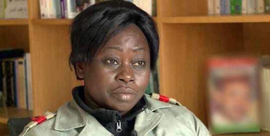 Aknowan Momokama, une commissaire de police centrafricaine au parcours singulier