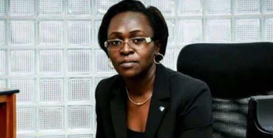 Josiane TCHOUNGUI, directrice générale d'une banque au Benin: la ''performeuse–people'',  inspire la jeunesse