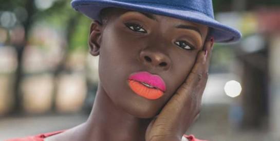 Nadine Amani, la lionne du mannequinat ivoirien