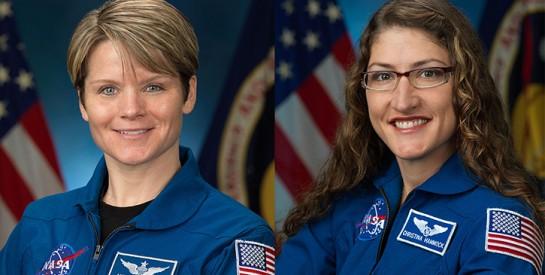 La NASA annonce la première sortie dans l'espace au féminin