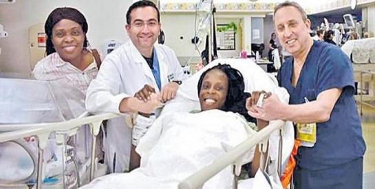 Cette femme a accouché de six bébés en seulement neuf minutes