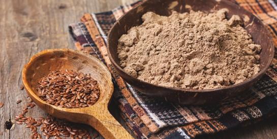 La farine de lin: un ingrédient qui vous veut du bien