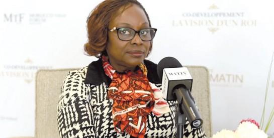 Candide Leguede : un nouveau regard sur l'entrepreneuriat féminin au Togo
