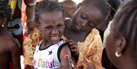Démarrage du test d'un vaccin contre le paludisme