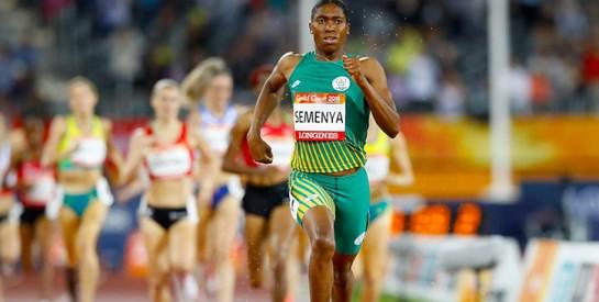 Affaire Semenya: le TAS rejette l'appel de Caster Semenya contre le règlement de l'IAAF