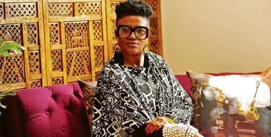 Mode : Palesa Mokubung, première Africaine à collaborer avec H&M