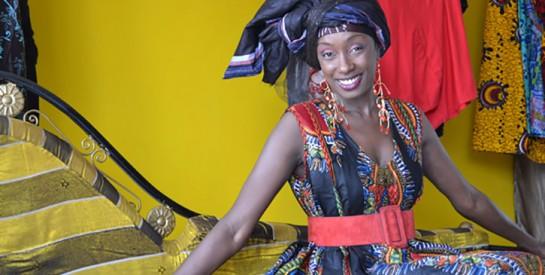 L'actrice et réalisatrice Sénégalo-Burkinabè Maïmouna N'Diaye, membre du jury officiel du Festival de Cannes 2019