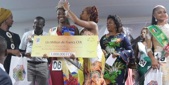 Miss Petite Taille Cote d'Ivoire 2019 : Adjé Emmanuella, la plus belle de toutes les ``petites``