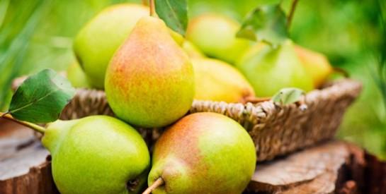 Masque à la poire et au jus de citron pouréliminer lesexcès de sébum