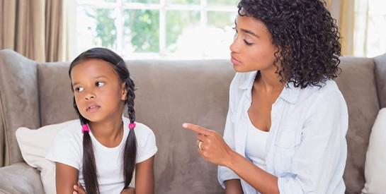 Les 5 erreurs que nous commettons dans l'éducation de nos enfants