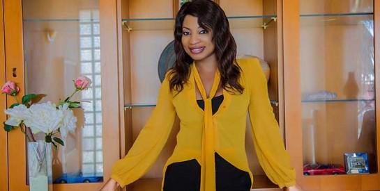 Mme Leah Muriel GUIGUI /Pdte de l'ONG Echo-Médias: « Mes seins sans cancer », Acte 2 à Marcory