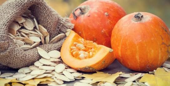 Les graines de courge : un miracle nutritif
