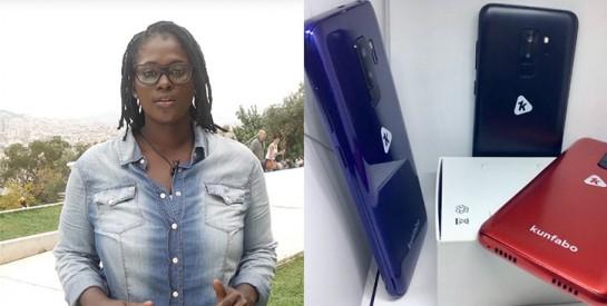 Start-up : la Guinéenne Fadima Diawara crée un smartphone «adapté aux réalités africaines »