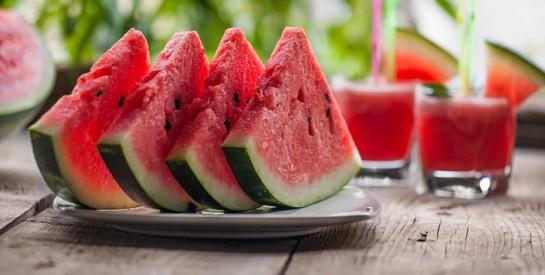 2 bonnes raisons de manger du melon d'eau