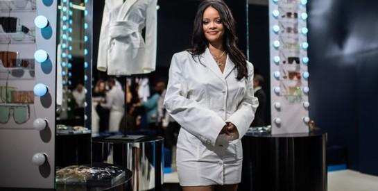 Rihanna veut révolutionner la mode, et que chaque femme se retrouve dans sa marque Fenty