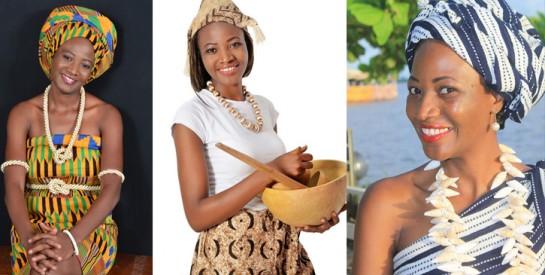 Kolo Rachelle : « Le Kita, le pagne Baoulé… sont confectionnés par nous… je ne pouvais pas trouver mieux »