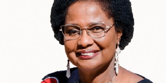 Elue au Parlement européen : Dr. Pierrette Herzberger-Fofana couronnée