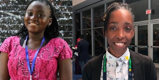Trois jeunes féministes militent pour le droit des femmes à travers le monde