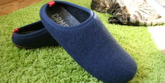 5 bonnes raisons de porter des chaussons à la maison (et même au bureau)